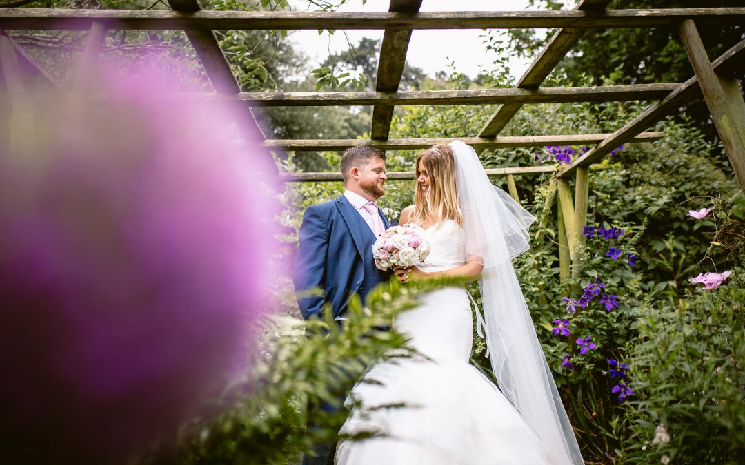 Fonmon Castle summer Wedding of Kelly and Jordan