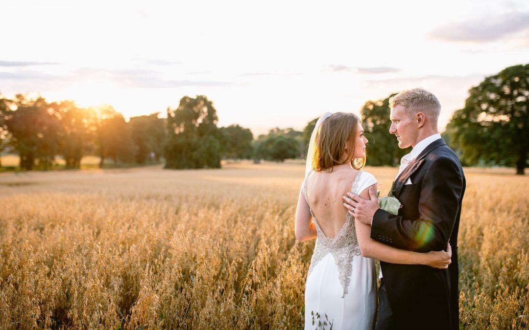 The Citadel Wedding, Shropshire, Sarah-Jane and Steve